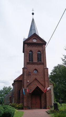 Miniatura zdjęcia: Kościół filialny pw. św Jadwigi w Milsku