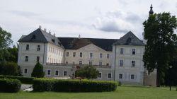 Miniatura zdjęcia: Barokowy zamek (pałac) w Zaborze