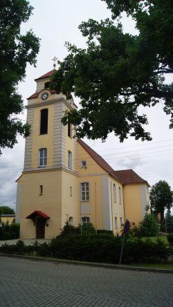 Miniatura zdjęcia: Kościół pw. Wniebowzięcia Najświętszej Maryi Panny w Przytoku